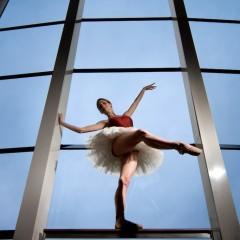 Klaudia Bittererová, balet