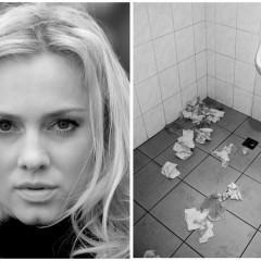 Monika Hilmerová / Public toilet